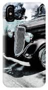 Vintage Ford Car Art 1 IPhone Case