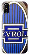 Vintage Chevrolet Logo IPhone Case