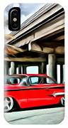 Vintage Chevy Impala IPhone Case