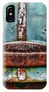 Vintage Chevy Rust  IPhone Case