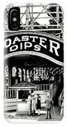 Vintage Coaster IPhone Case