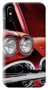 Vintage Corvette  IPhone X Case