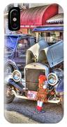 Vintage Cruise Cars 5 IPhone Case