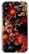Vintage Floral Beauty  IPhone Case