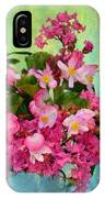 Vintage Floral IPhone Case