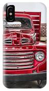 Vintage Ford Truck IPhone Case