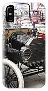 Vintage Ford Vehicle IPhone Case
