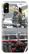 Vintage Hotrod Engine IPhone Case