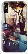 Vintage Memories IPhone Case