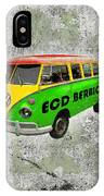 Vintage Minibus IPhone Case
