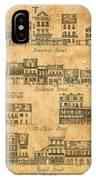 Vintage New Orleans IPhone Case