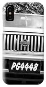 Vintage Nissan IPhone Case