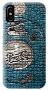 Vintage Pepsi Machine IPhone Case
