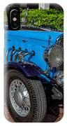 Vintage Peugeot 201 IPhone Case