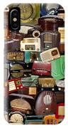 Vintage Radios IPhone Case