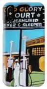 Vintage Route 66 Diner Sleeper IPhone Case