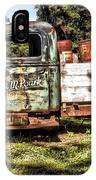 Vintage Rusty Old Truck 1940 IPhone Case