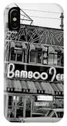 Vintage Vancouver 1961 IPhone Case