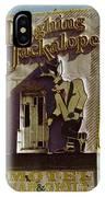 Vintage Vegas IPhone Case