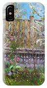 Viola's Apple And Cherry Trees IPhone Case
