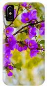 Violet Quince IPhone Case