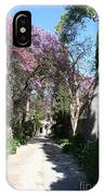 Violet Tree Alley IPhone Case