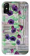 Violet Vine - Photopower 324 IPhone Case