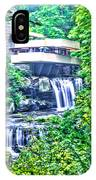 Viracious Falling Waters  IPhone Case