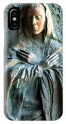 Virgin Mary Relief IPhone Case