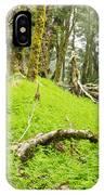 Virgin Mountain Rainforest Of Marlborough Nz IPhone Case
