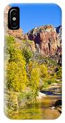 Virgin River - Zion IPhone Case