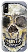 Virgin Skull  IPhone Case