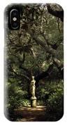 Virginia Dare Statue IPhone Case