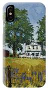 Virginia Highlands Farm IPhone Case
