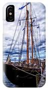 Virginia In New London IPhone Case