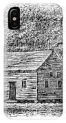 Virginia Rural Church IPhone Case