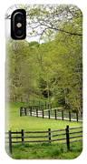 Virginia Spring IPhone Case
