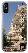 Virupaksha Temple In Hampi IPhone Case