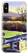 Visitors Welcome At Fort Davidson IPhone Case