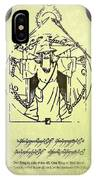 Vitruvian Gandalf The White IPhone Case