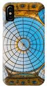 Vittorio Emanuele Gallery - Milan IPhone Case