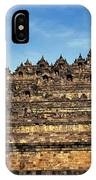 Vivid Borobudur IPhone Case