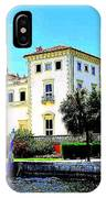 Vizcaya Museum And Gardens IPhone Case