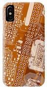 Vo96 Circuit 2 IPhone Case