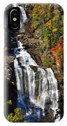 Voice Of Many Waters IPhone Case