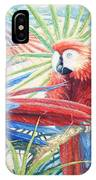 Voices Of The Amazon IPhone Case