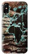 Volcanic Eruption World Map IPhone Case