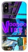 Voodoo Vibe IPhone Case