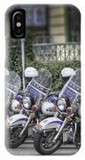 Vpd 5 Bikes IPhone Case