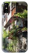 V. Turnovo Old City Street View - Bulgaria IPhone Case